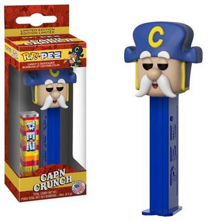 POP! PEZ: Quaker Oats Cap'n Crunch