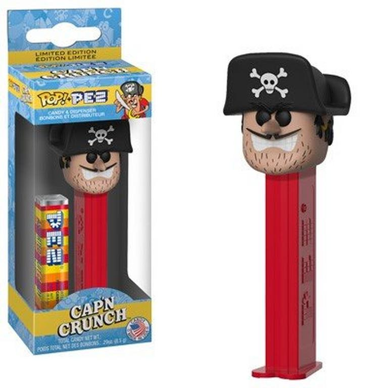 POP! PEZ: Quaker Oats Jean La Foote