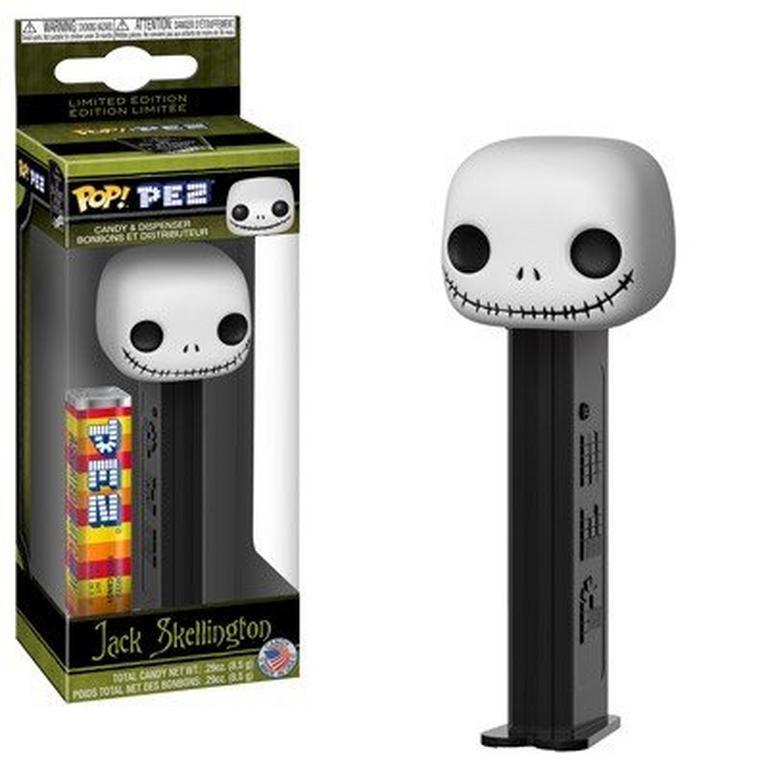 POP! PEZ: The Nightmare Before Christmas Jack Skellington