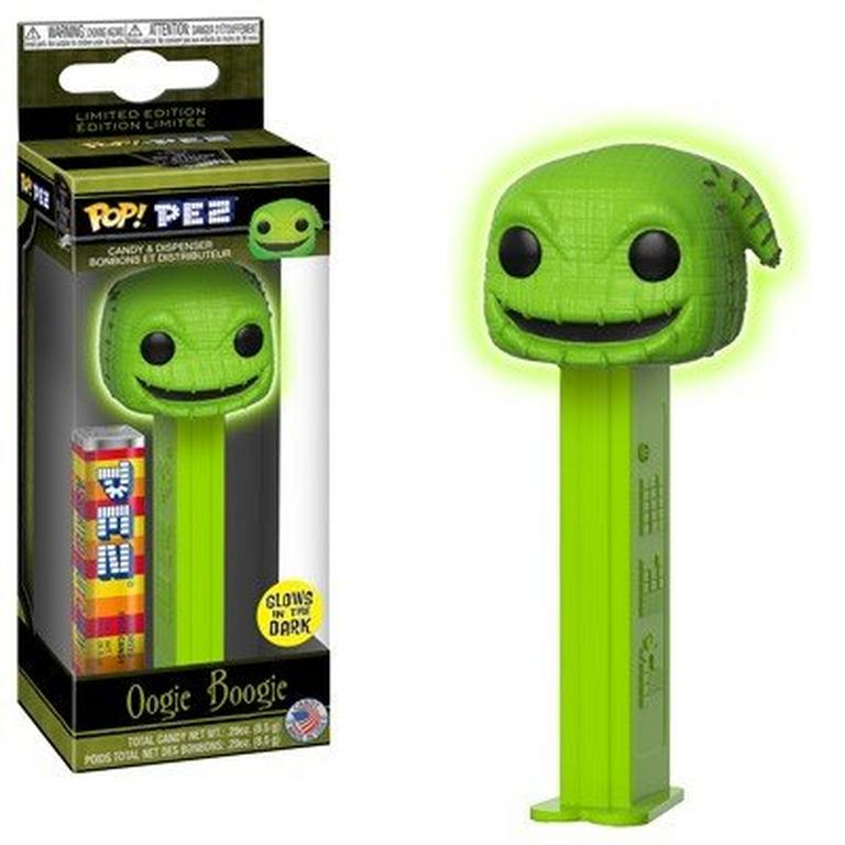 POP! PEZ: The Nightmare Before Christmas Oogie Boogie