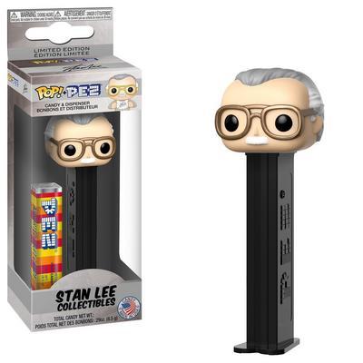POP! PEZ: Marvel- Stan Lee