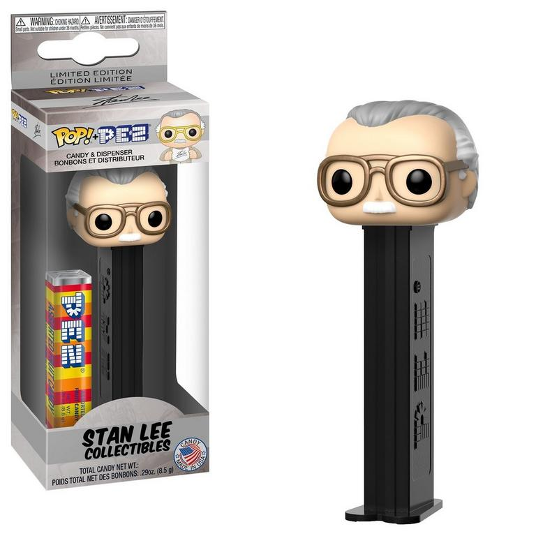 POP! PEZ: Marvel Stan Lee