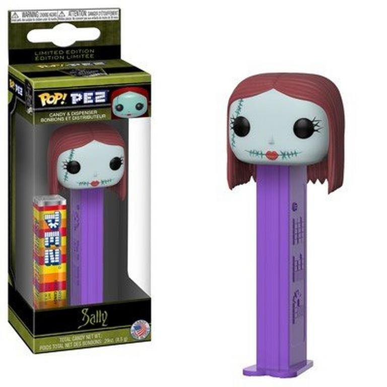 POP! PEZ: The Nightmare Before Christmas Sally
