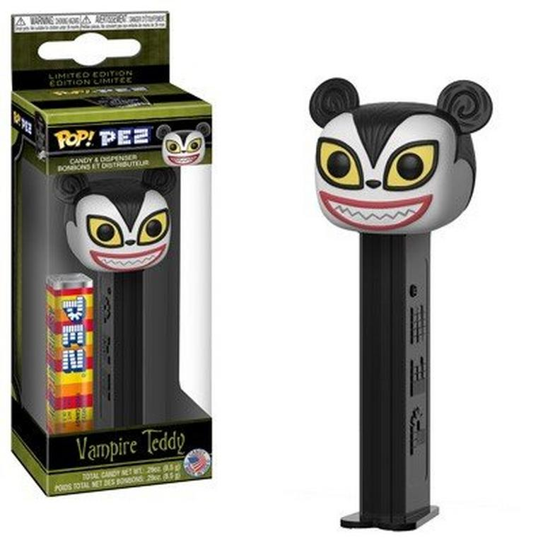 POP! PEZ: The Nightmare Before Christmas Vampire Teddy