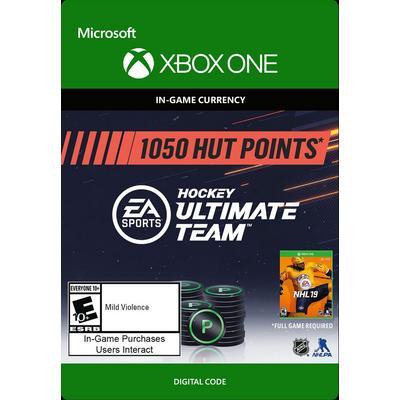 NHL 19 1050 Ultimate Team Points Digital Card