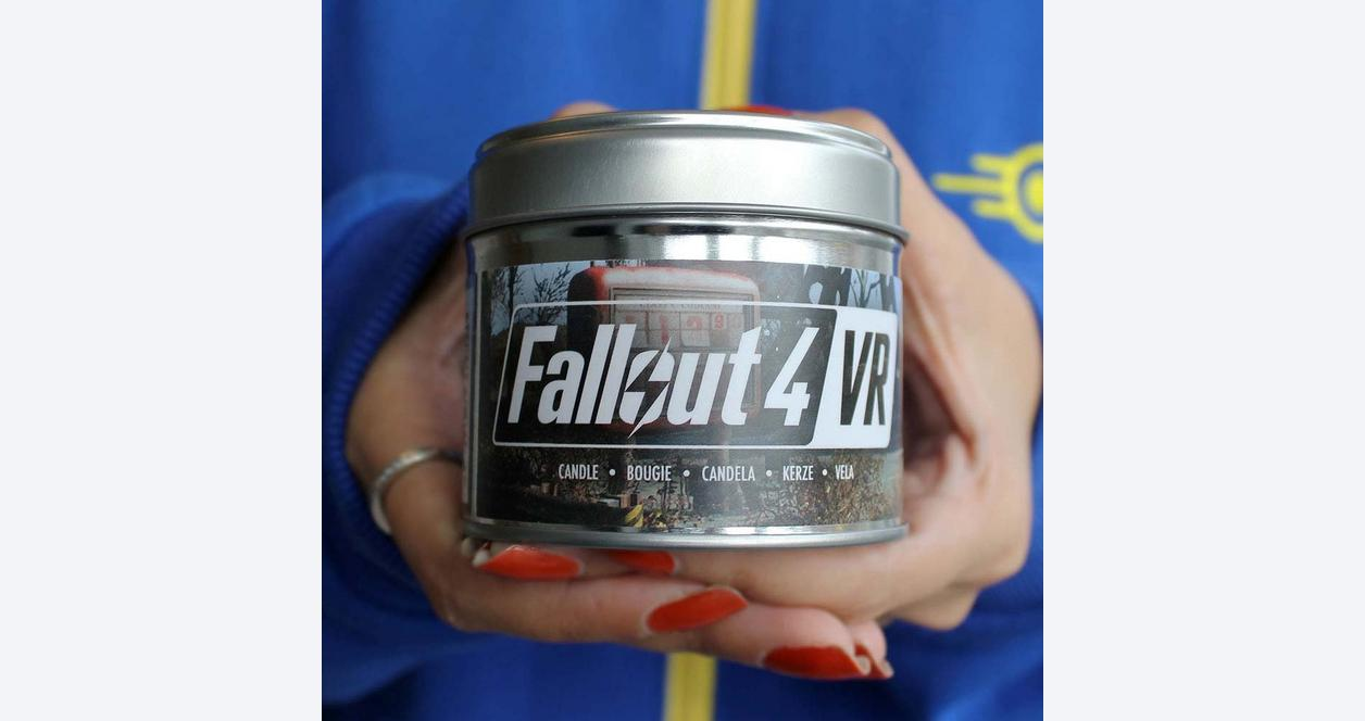 Fallout Scented Candle