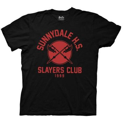 Buffy the Vampire Slayer Sunnydale High School Slayers Club T-Shirt