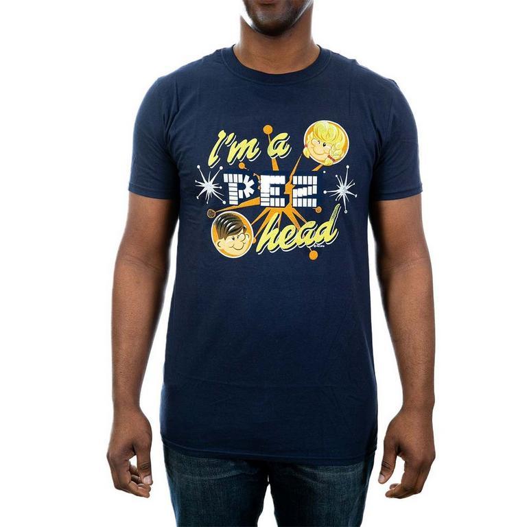 PEZ Head T-Shirt