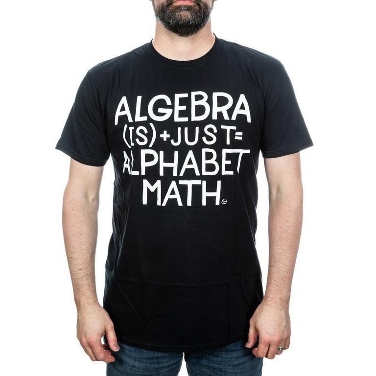 Alphabet Math T-Shirt - Small