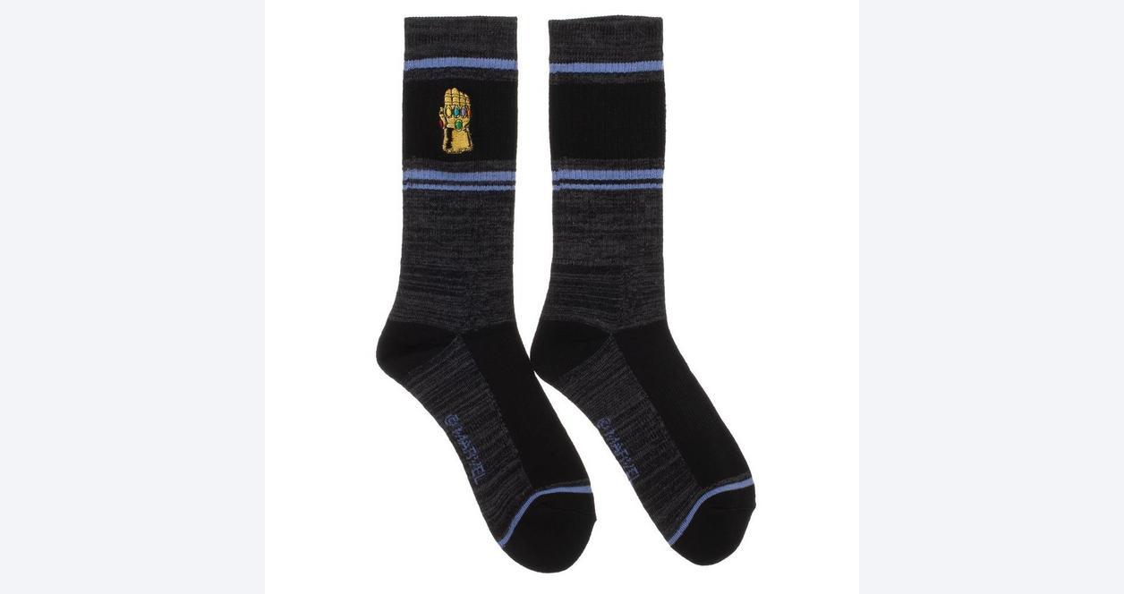 Avengers Infinity Gauntlet Socks