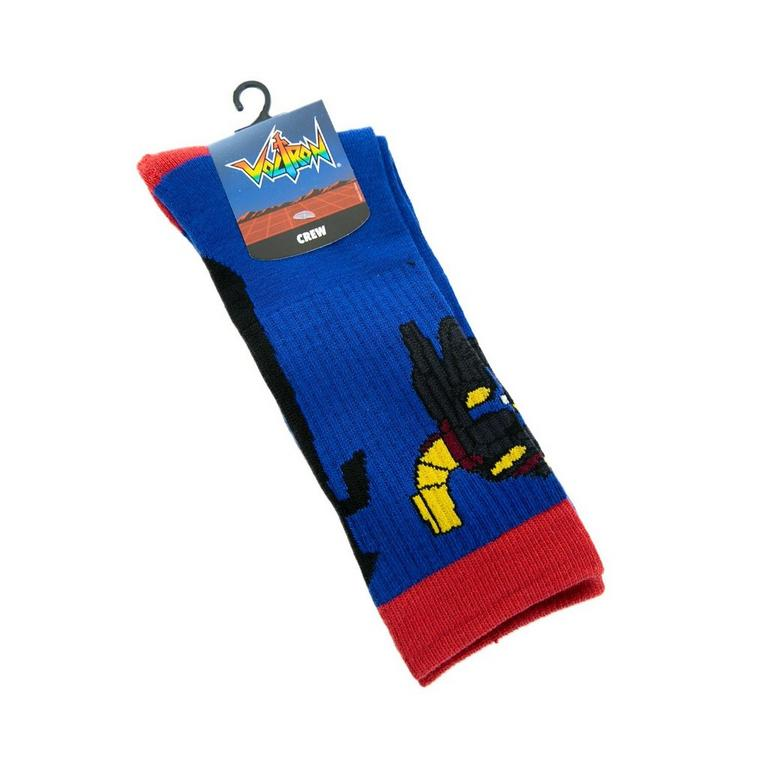 Voltron Crew Socks