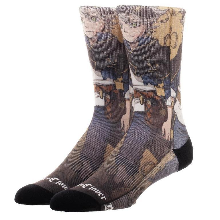 Black Clover Asta Socks