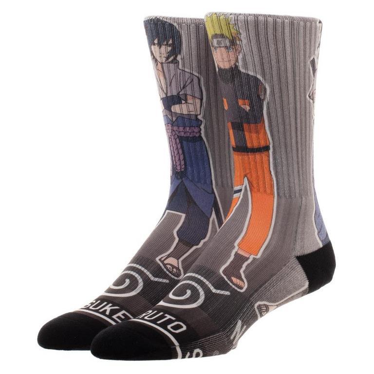 Naruto Sasuke Socks