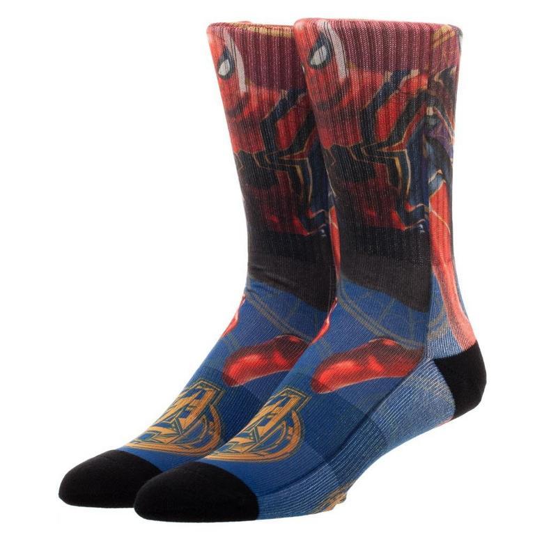 Avengers Spider-Man Socks