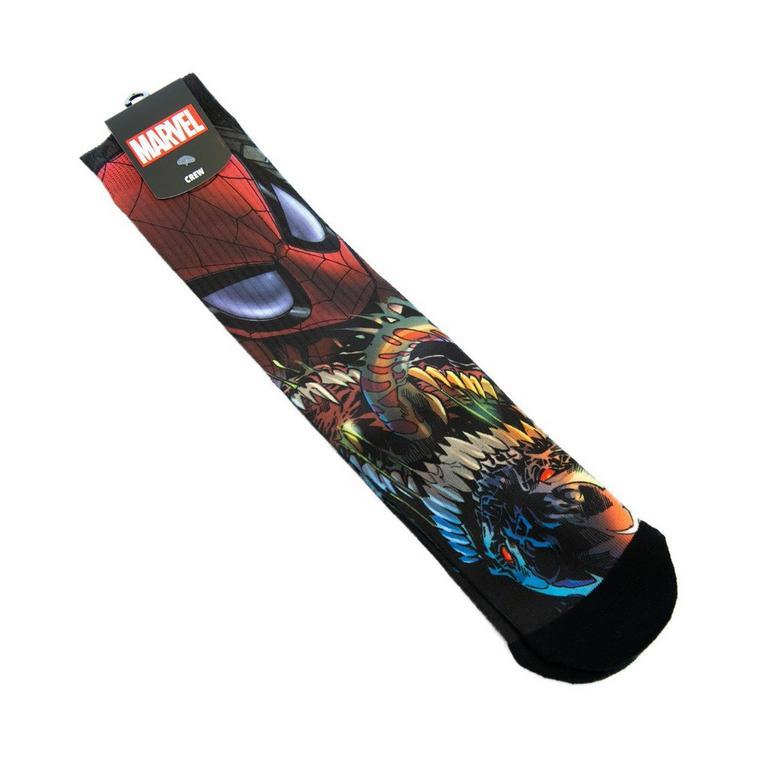 Marvel Spider-Man and Venom Socks
