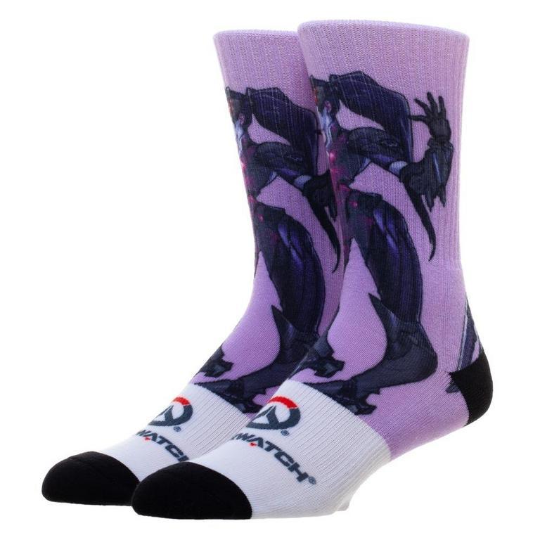 Overwatch Widowmaker Socks