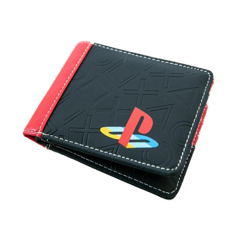 PlayStation Logo Bifold Wallet