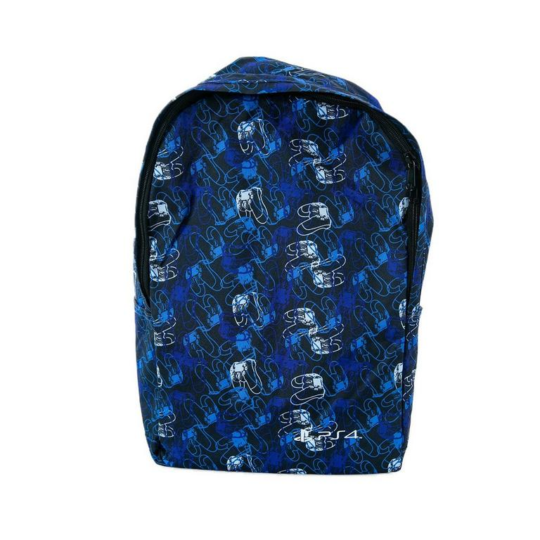 PlayStation Controller All Over Print Backpack