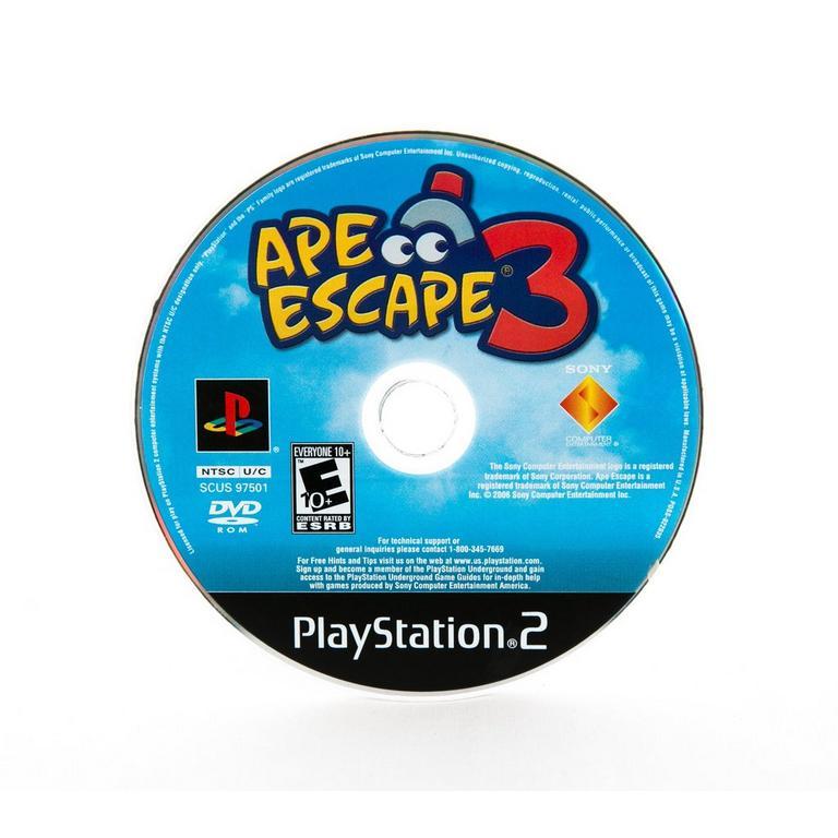 Ape Escape 3
