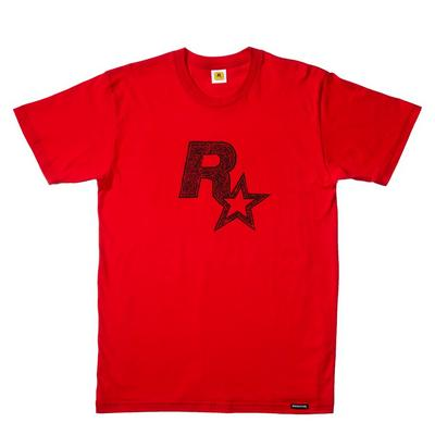 Red Dead Redemption 2 Rockstar Logo T-Shirt