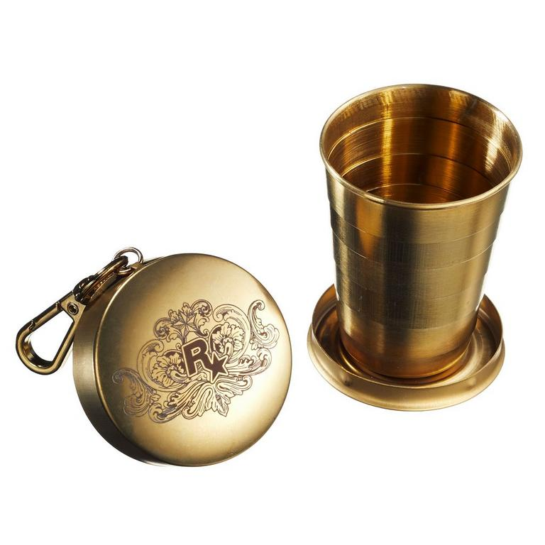 Red Dead Redemption 2 Collapsible Shot Glass