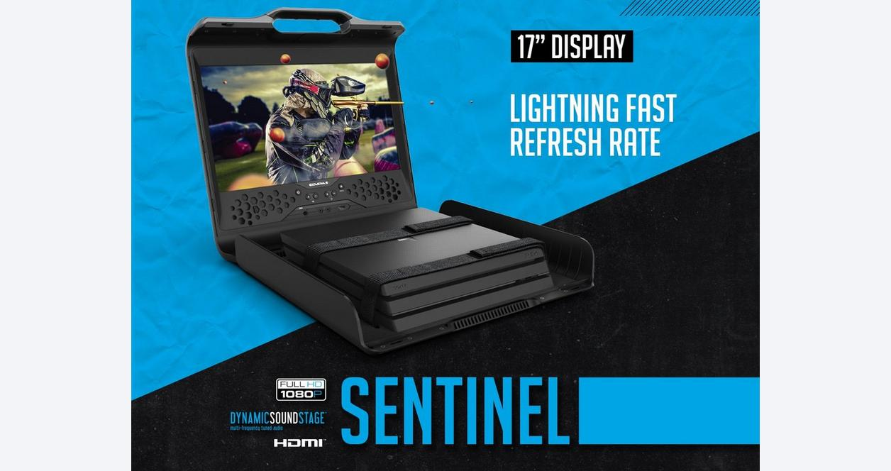 GAEMS Sentinel Personal Gaming Unit