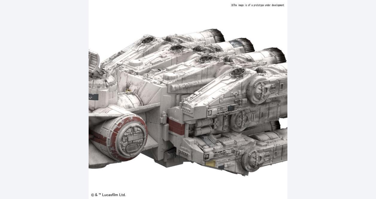 Model SW Block Runner + Mill Falcon