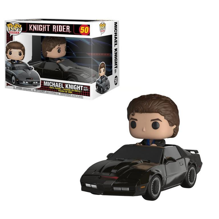 POP! Rides: Knight Rider Michael Knight with Kitt