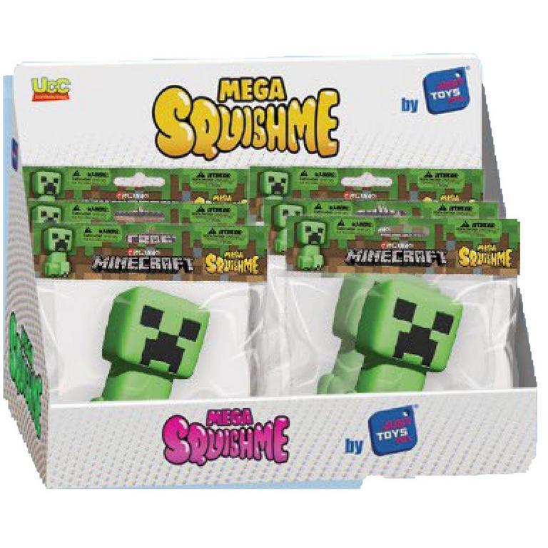 Minecraft Creeper Mega Squishme