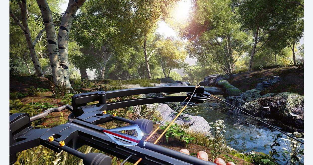 Hunting Simulator & Farming Simulator Bundle - Only at GameStop