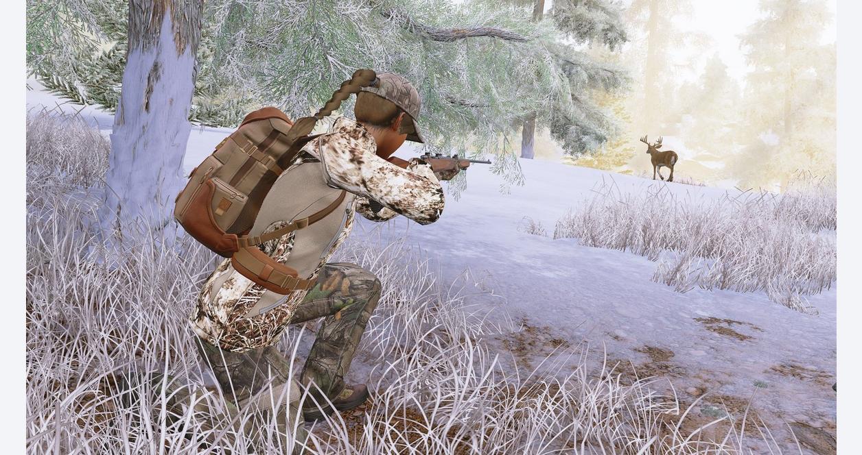 Hunting Simulator and Farming Simulator Bundle Only at GameStop