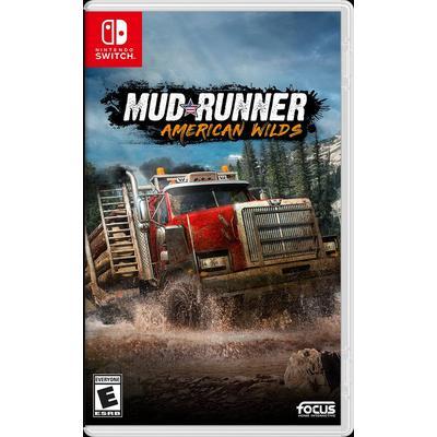 MudRunner - American Wilds