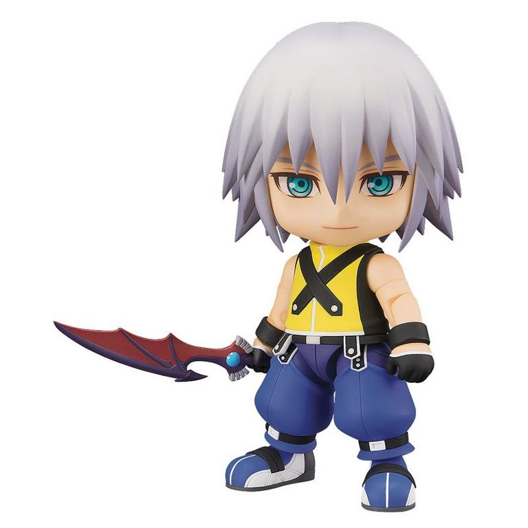 Kingdom Hearts Riku Nendoroid Action Figure