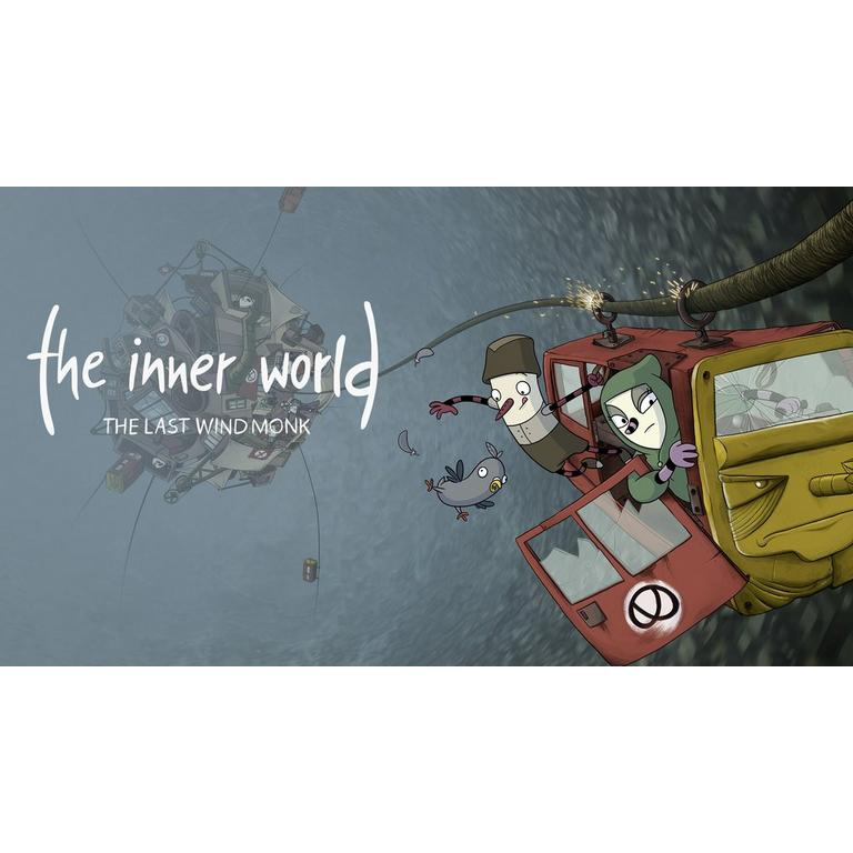 The Inner World - The Last Wind Monk