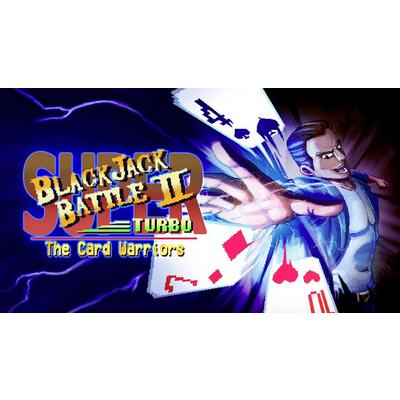 Super Blackjack Battle II:Turbo Edition