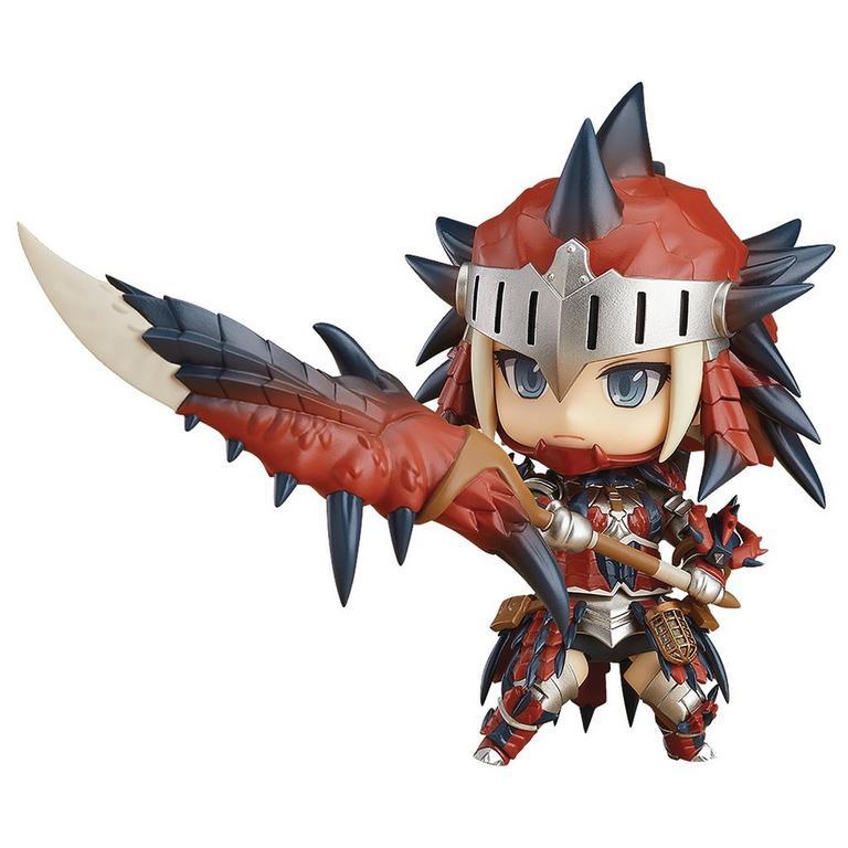 Monster Hunter World Female Rathalos Armor Deluxe Nendoroid