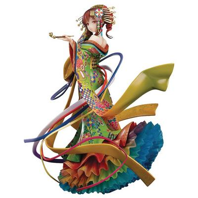 Utau Kasane Teto 1/7 Pvc Figure Yoshiwara Lament Version