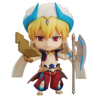 Fate/Grand Order Caster Gilgamesh  Ascension Version Nendoroid