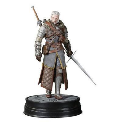 The Witcher III: Wild Hunt Geralt Grandmaster Ursine Statue