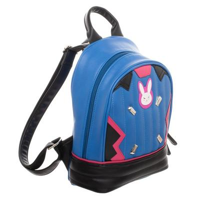 Overwatch D.Va Logo Mini Backpack