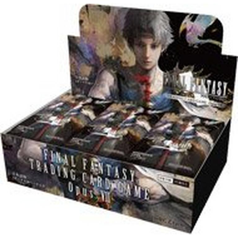 Final Fantasy Trading Card Game: Opus VII Booster Box 36