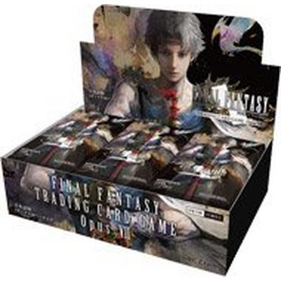 Final Fantasy Trading Card Game: Opus VII Booster Box