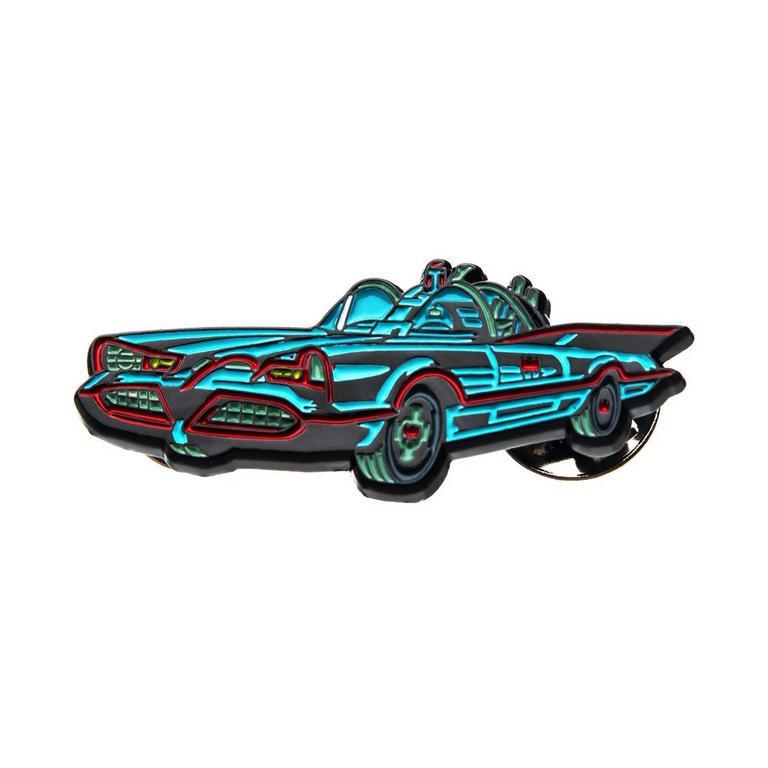 DC Classic Batmobile Pin