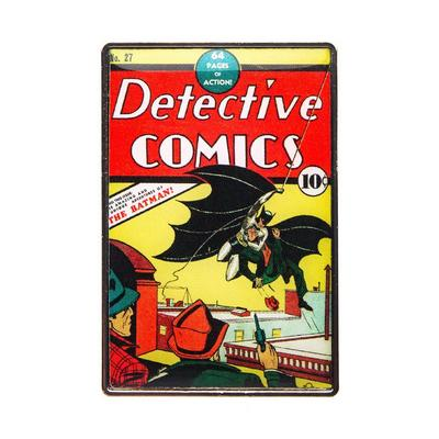 DC Detective Comic No. 27 Cover Pin