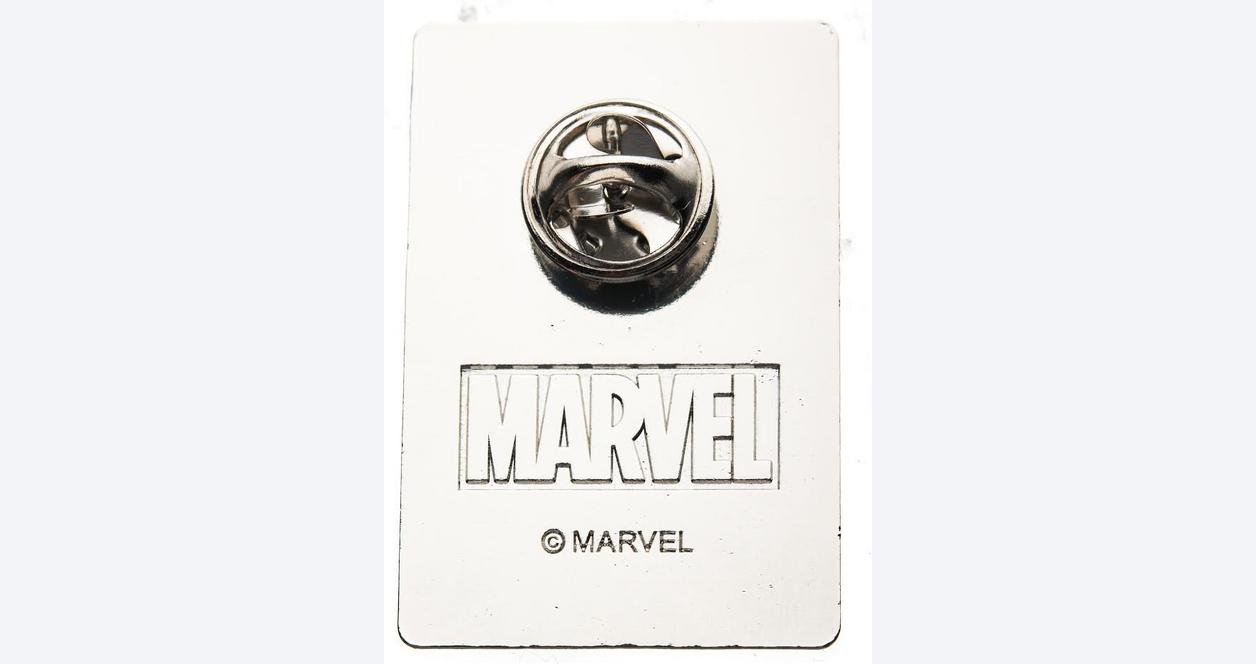 Spider-Man Comic Lapel Pin
