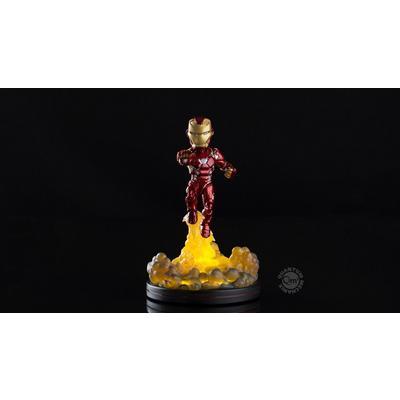 Iron Man Light Up QFigure