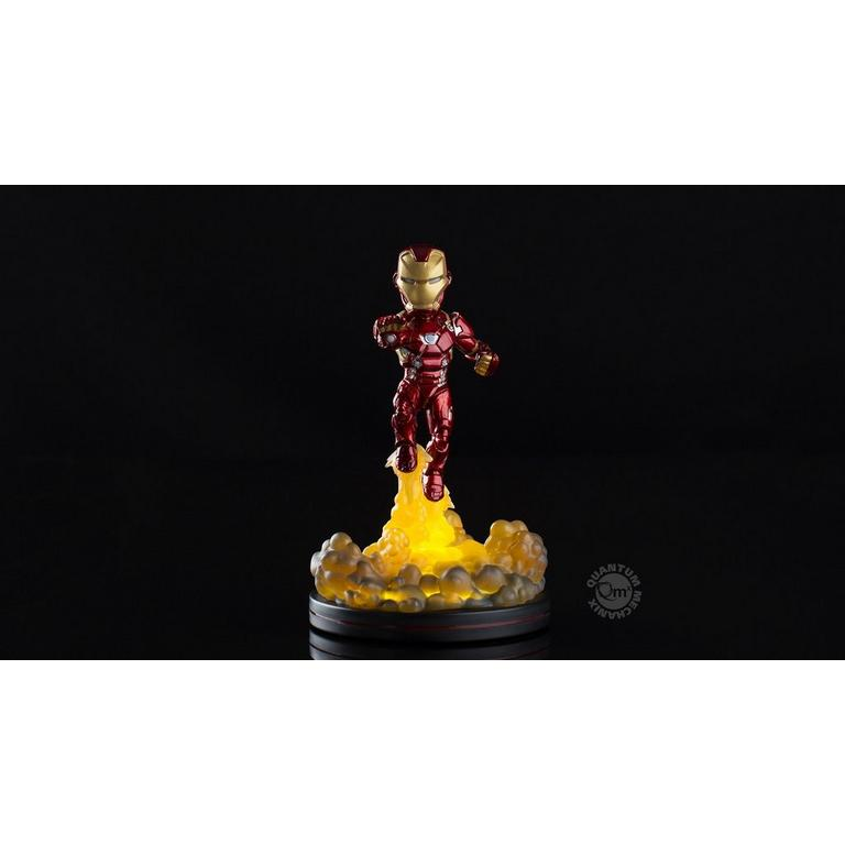 Iron Man Light Up QFigure