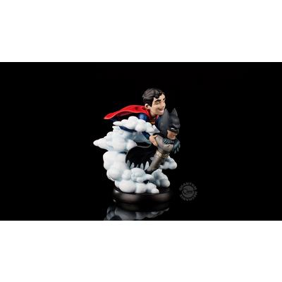 Worlds Finest Superman and Batman Q-Figure