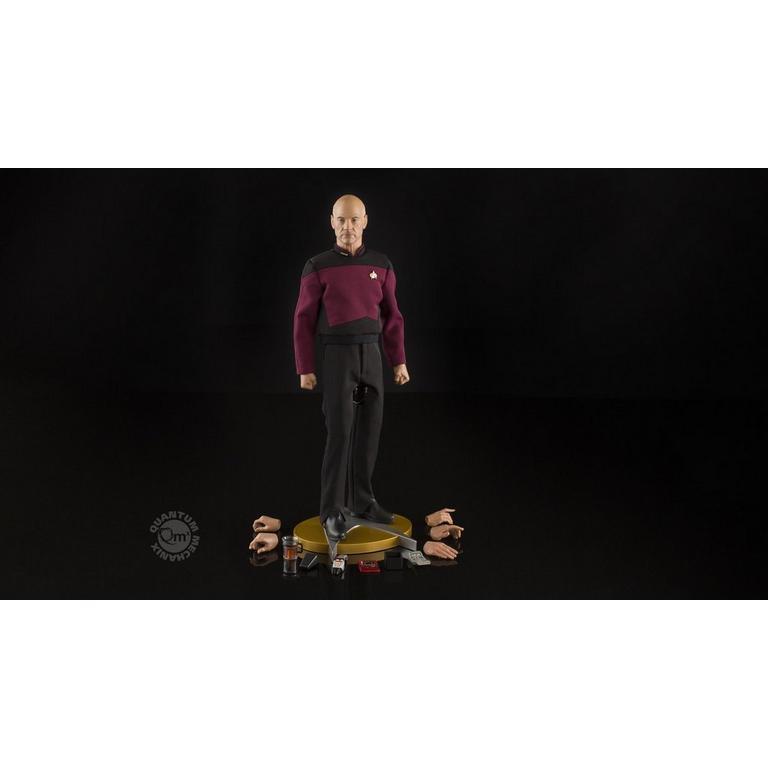 Star Trek: The Next Generation Captain Jean-Luc Picard Action Figure