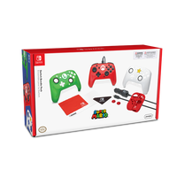 Deals on Super Mario Holiday Accessory Bundle for Nintendo Switch